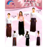 工作圍裙(半件式圍裙)