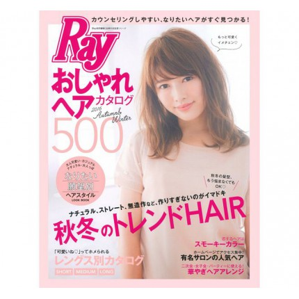 2016年秋冬流行髮型最新圖鑑500_2016/09月